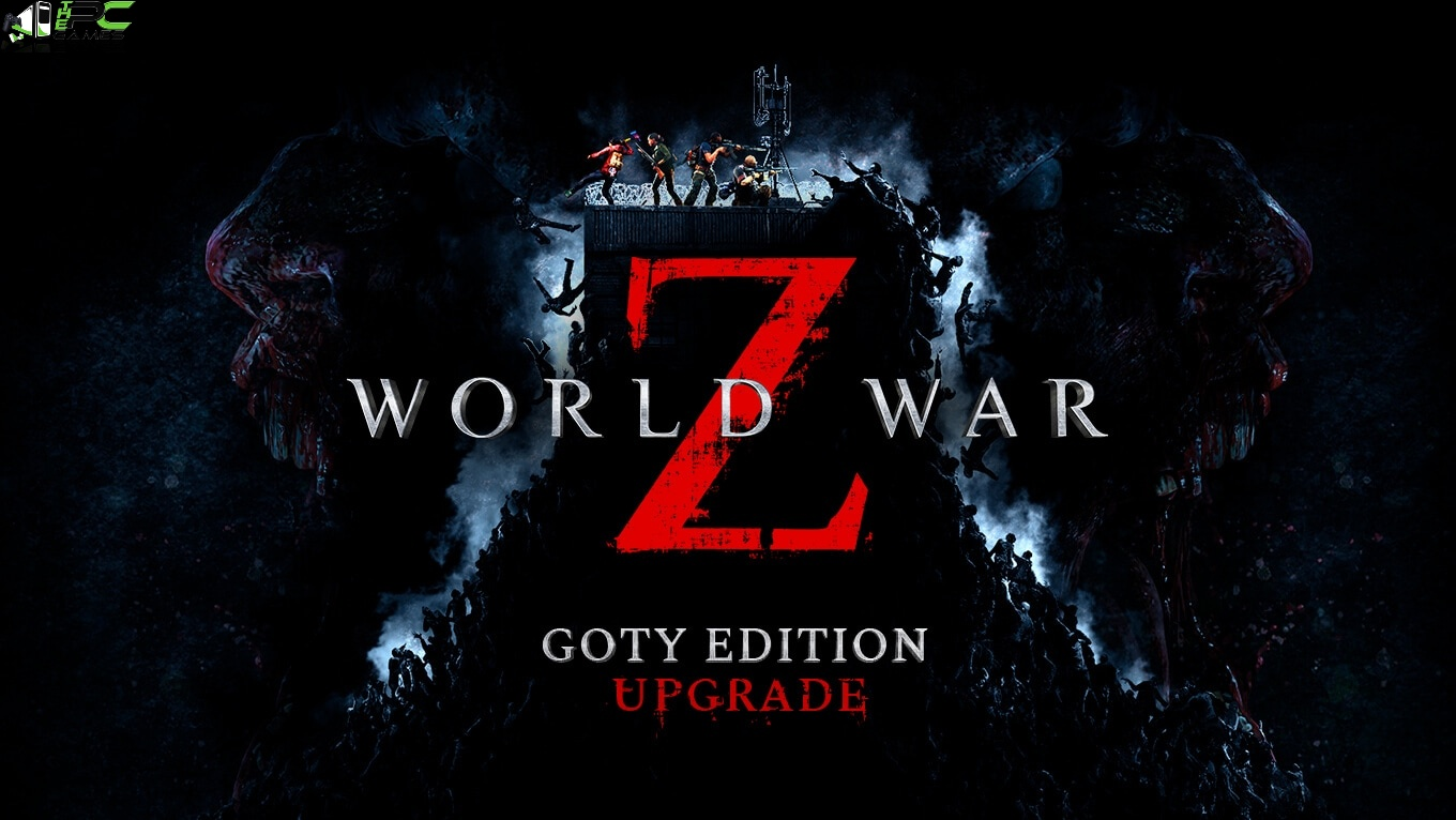 World War Z GOTY Edition Cover
