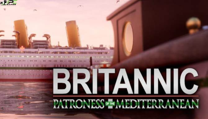 Britannic Patroness of the Mediterranean Cover