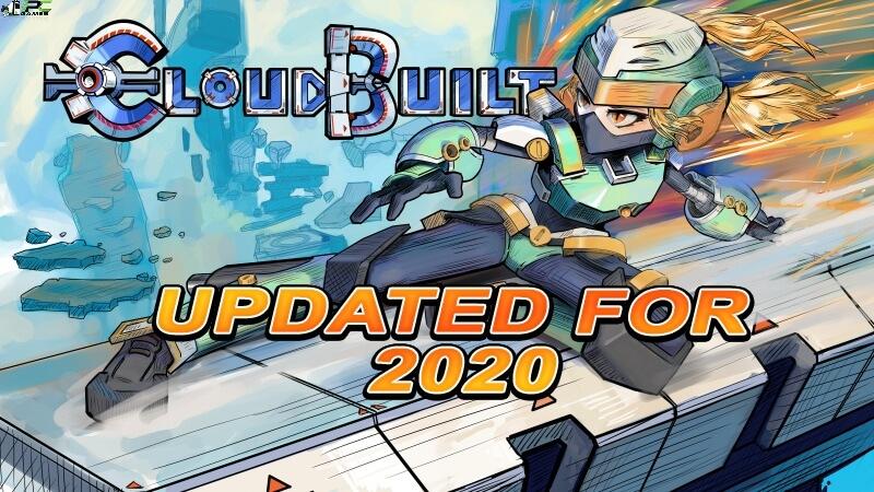Cloudbuilt 2020 Cover