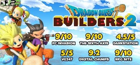 DRAGON QUEST BUILDERS 2 download