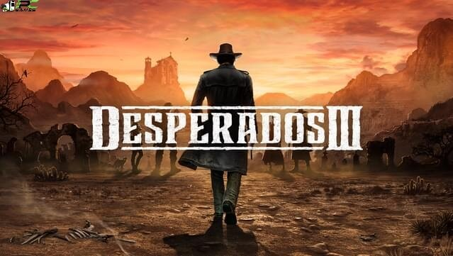 Desperados III Cover