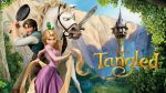 Disney Tangled The Video Game Cover