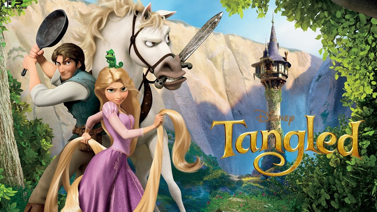 Disney Tangled The Video Game Free Download