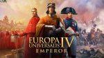 Europa Universalis IV Emperor Cover
