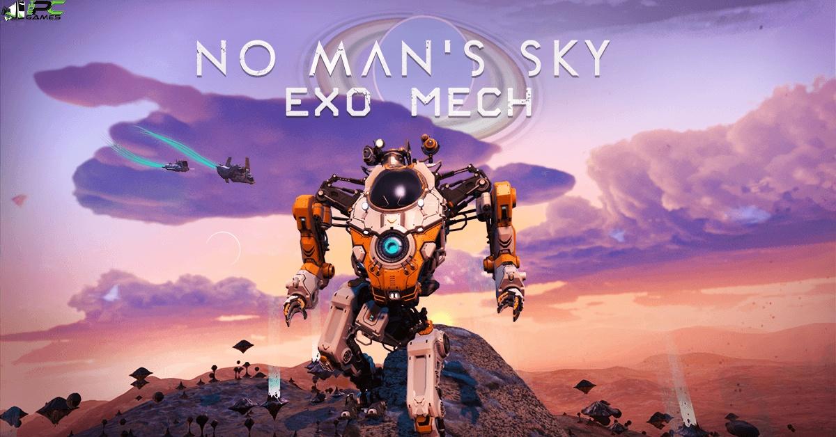 No Mans Sky Exo Mech Cover