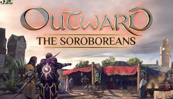 Outward The Soroboreans Cover