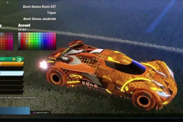 Rocket League Rocket Pass 6 PC Game Free Download