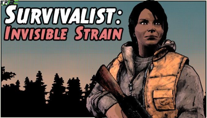 Survivalist Invisible Strain Cover