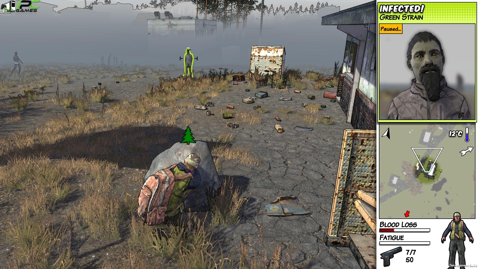 Survivalist Invisible Strain PC Game Free Download