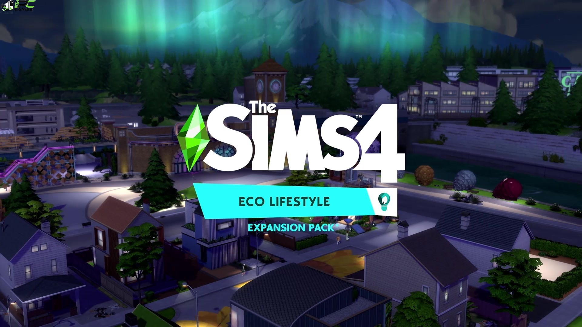 The Sims 4 Eco Lifestyle Cover