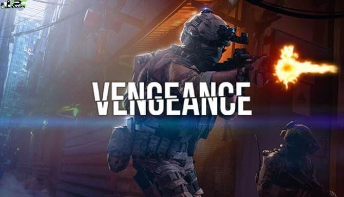 Vengeance Overgrown Cover