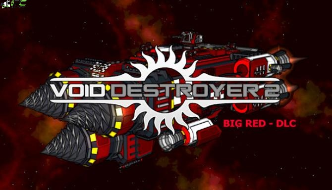 Void Destroyer 2 Big Red Cover