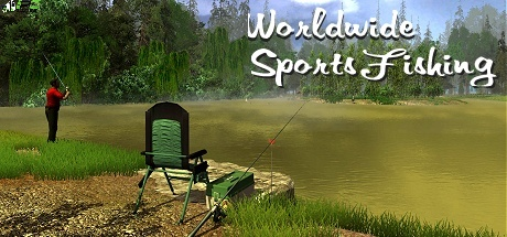 Worldwide Sports Fishing Story Mode Cover