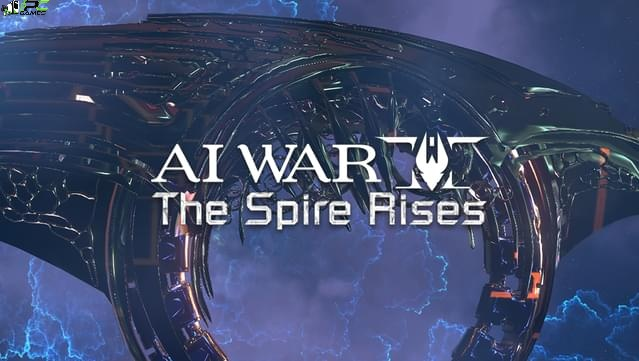 AI War 2 The Spire Rises Cover