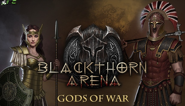 Blackthorn Arena Gods of War Cover