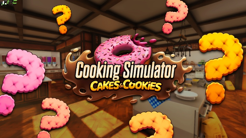 Cooking Simulator Cakes and Cookies Cover