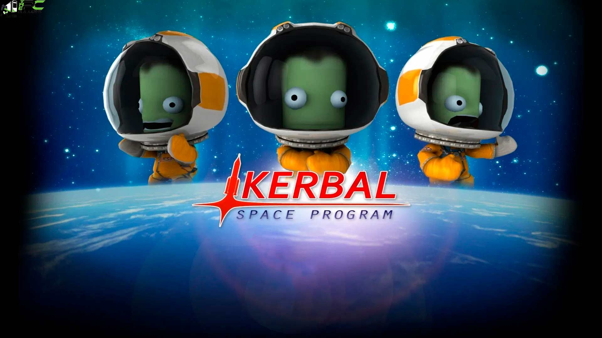 Kerbal Space Program Shared Horizons Cover