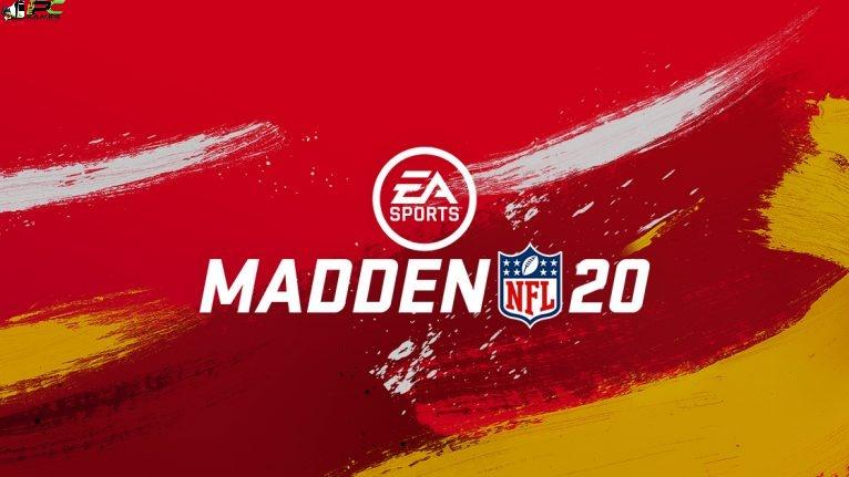 Madden NFL 20 Cover