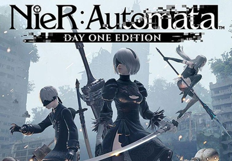 NieR Automata Day One Edition Cover