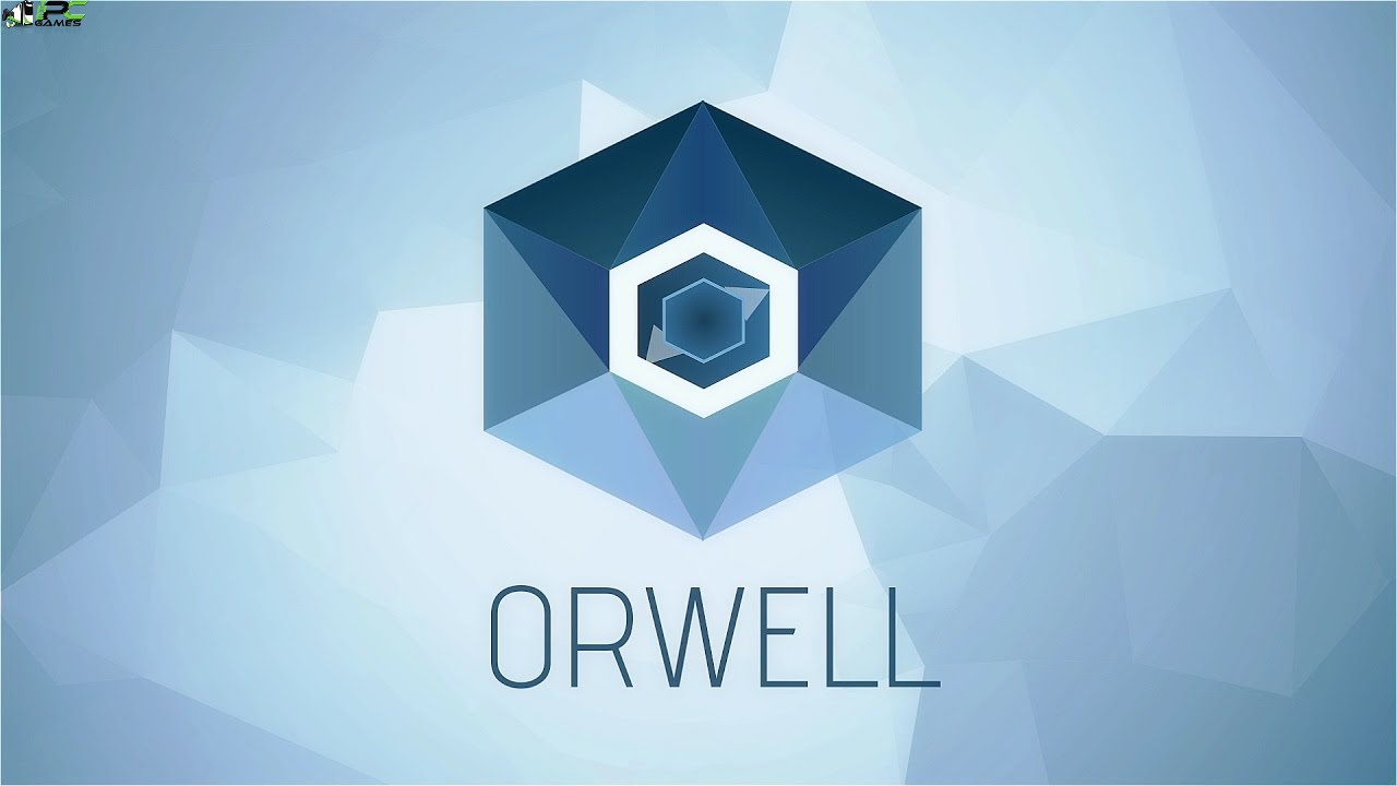 Orwell Deluxe Edition Cover
