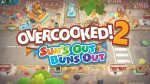 Overcooked 2 Suns Out Buns Out Cover