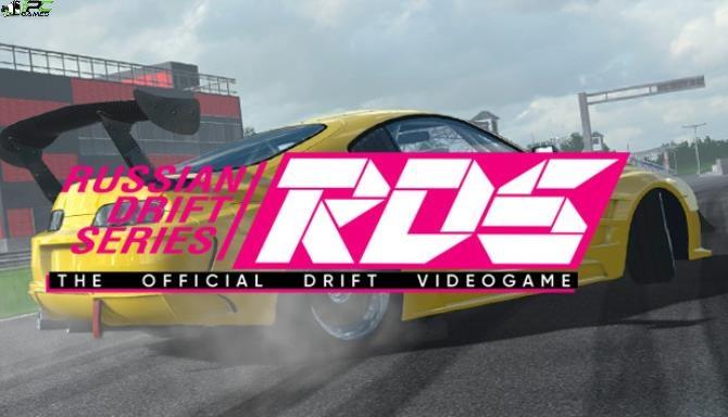 RDS The Official Drift Videogame Yokohama Docks Cover