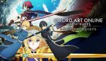 SWORD ART ONLINE Alicization Lycoris Cover