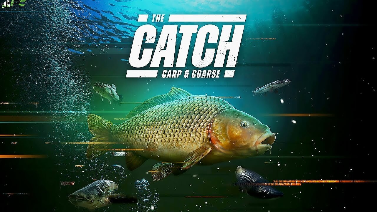 The Catch Carp and Coarse Cover