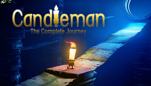 Candleman The Complete Journey Cover