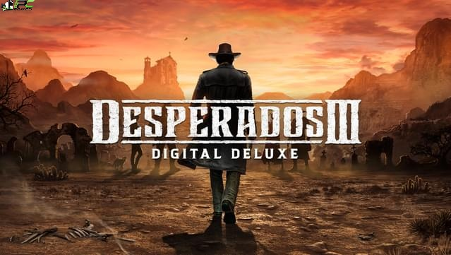 Desperados III Digital Deluxe Edition Cover