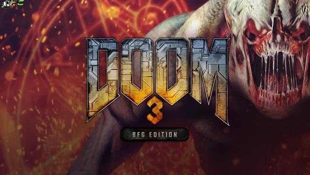 Doom 3 BFG Edition Cover
