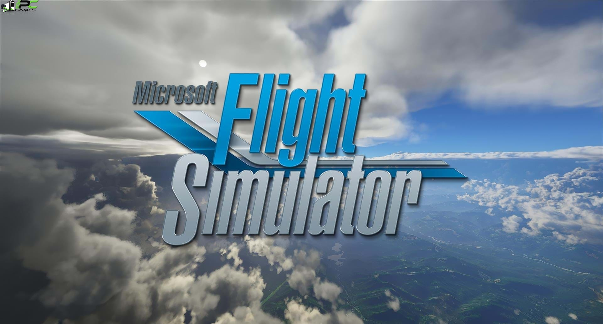 Microsoft Flight Simulator Cover