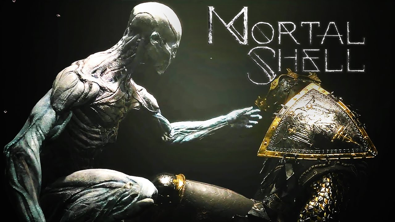 Mortal Shell Cover