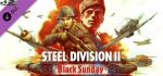 Steel Division 2 Black Sunday Cover
