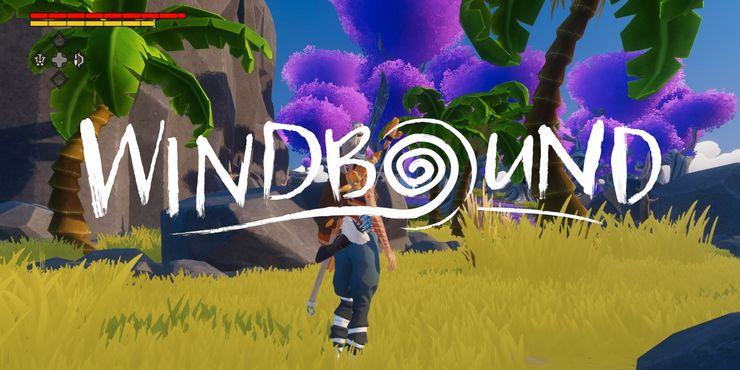 Windbound Cover