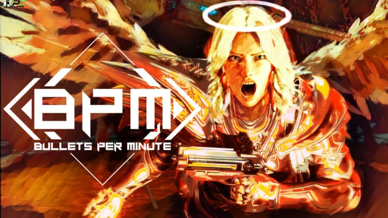 BPM BULLETS PER MINUTE Cover