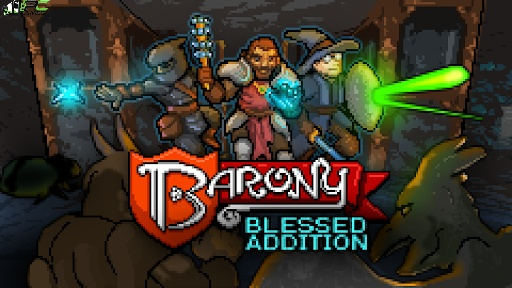 Barony Blessed Addition Cover