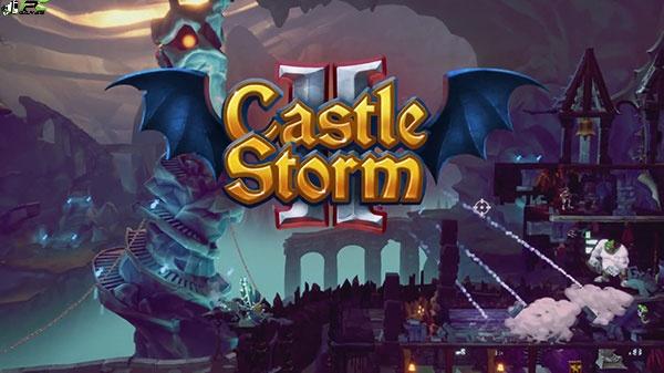 CastleStorm II Cover