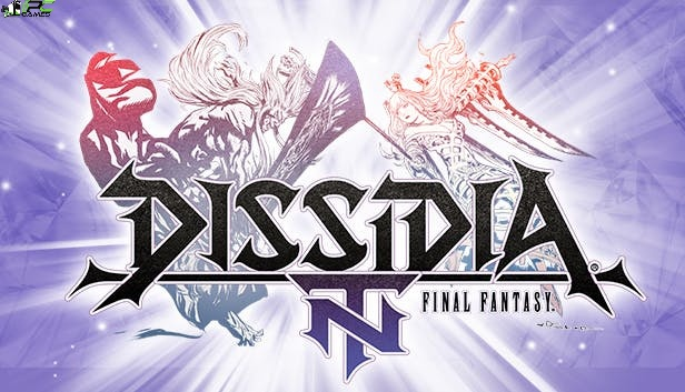 Dissidia Final Fantasy NT Deluxe Edition Cover