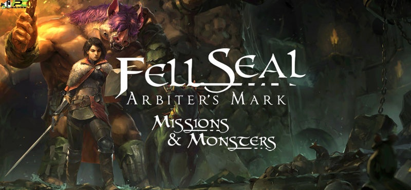 Fell Seal Arbiters Mark Missions and Monsters Cover