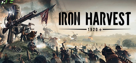 Iron Harvest Deluxe Edition Cover