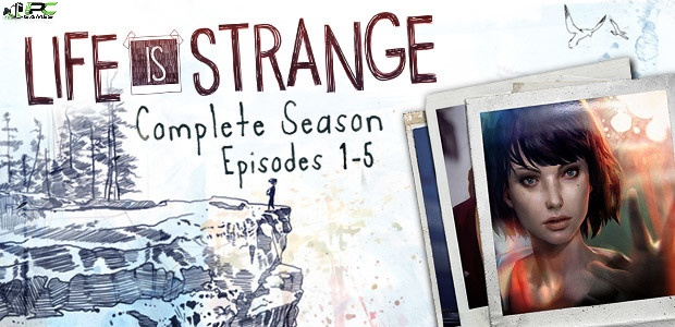 Life is Strange Complete Season Cover