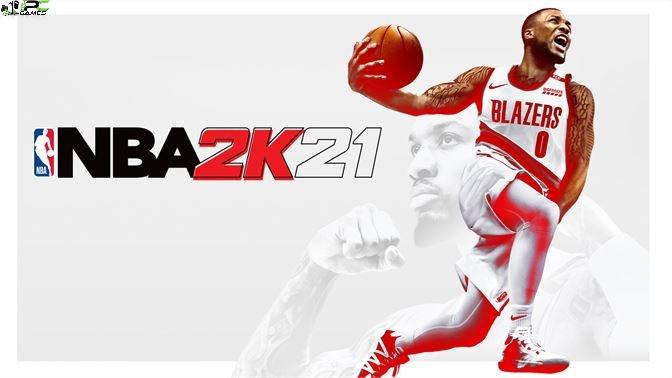 NBA 2K21 Cover