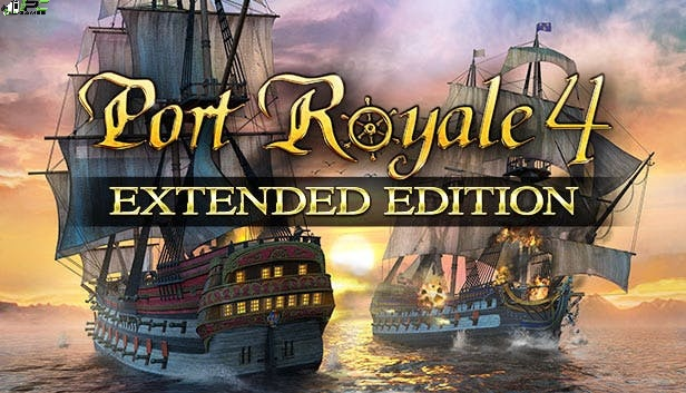 Port Royale 4 Extended Edition Cover