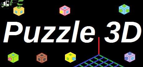 Puzzle 3D free