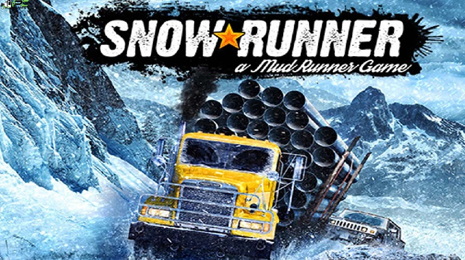 SnowRunner A MudRunner Game Premium Edition Cover