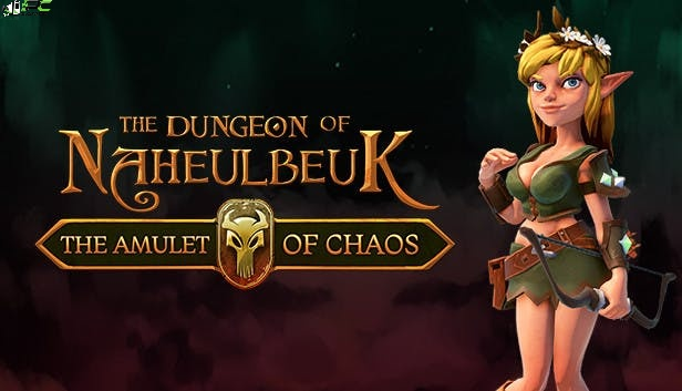 The Dungeon Of Naheulbeuk The Amulet Of Chaos Deluxe Edition Cover