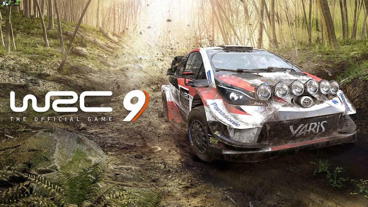 WRC 9 FIA World Rally Championship Cover
