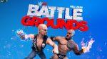WWE 2K Battlegrounds Cover