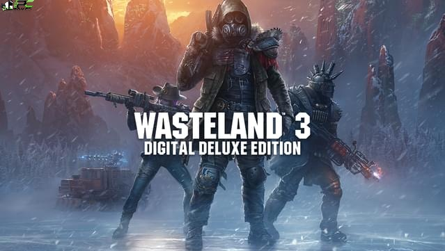Wasteland 3 Deluxe Edition Cover